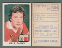Aberdeen Willie Garner